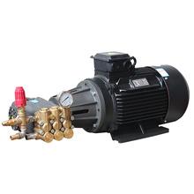 モーター駆動の15KW高圧ポンプ