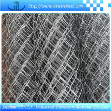 Chain Link Mesh Used in Road