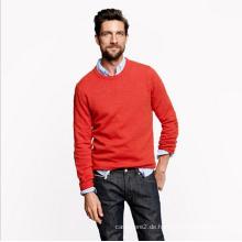 Männer 100% Cashmere Pullover Strickwaren Winter Farbe reine Kaschmir dünne Pullover unter Shirt Pullover
