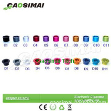 All kinds of adaptors for e cigarettes 510-ego,atomizer to battery