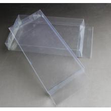 OEM caja de plástico blanco con impresión