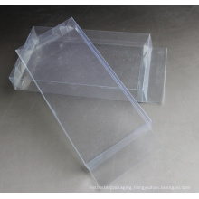 OEM white plastic box with printing