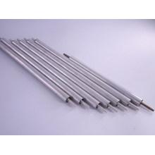 Extrusão de liga de alumínio 6061 OPC tambor tubo
