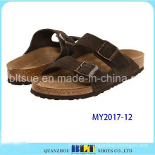 Men Outdoor Desinger Slippers with Buckles