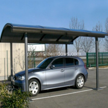 Outdoor Garden Shelter Aluminium Carports Garages
