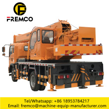 Official Small Crane For Truck 12 Ton Cranes