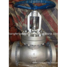 Carbon Steel Flange End Globe Valve 600lb