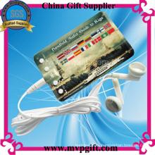 Mode-Stil MP3-Player für Geschenke (m-ub05)