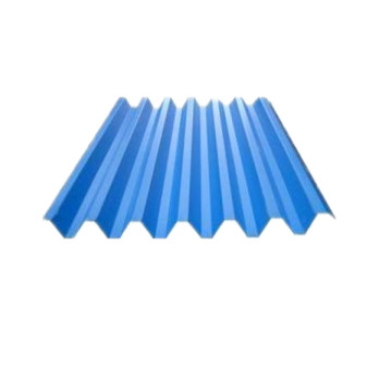 Corrugated Steel Roofing Sheet with Color Coated