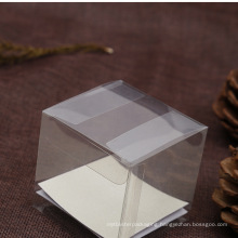 Real Manufacturer Cheap Clear PET box (plastic packing box)