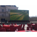 Stage Outdoor Rental LED Screen SMD2727