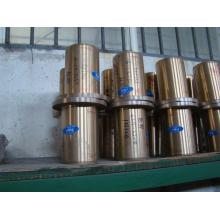 Replace countershaft bushing for crusher