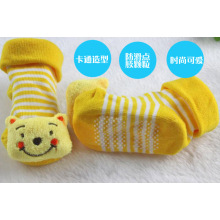 Animal Design 100% Cotton Baby Socks