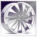 17 pouces belle moz 0034 nouvelle roue de conception