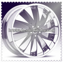 17 inch beautiful moz 0034 new design wheel