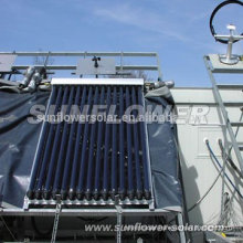 Mini solar hot water heater