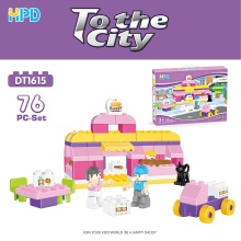 Hot Creative Joy Preschool Didactic Construction Toys