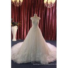 Heavy Beading Ball Bridal Wedding Dress
