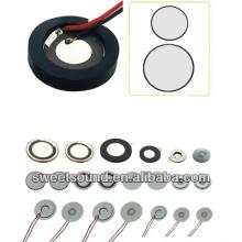 Piezoelectric Ceramics for Ultrasonic Atomizer