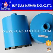 Diamond Core Drill Bit for Reinforced Concrete, Concrete, Diamond Tip Core Drill Bit, Square Hole Drill Bit