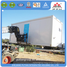 20ft CE, BV certificated prefab house / container houses