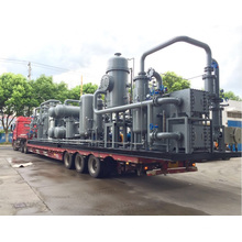 Bell Furnace Gas Recycling System for Cold Roll