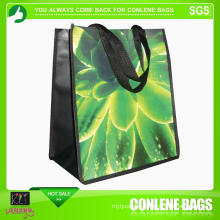 PP Nonwoven Laminated Tote Bag (KLY-PN-0220A)
