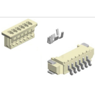 Draad naar bord Connector pitch 1.25mm
