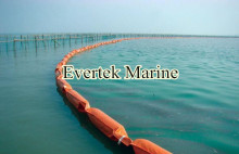 pvc oil fence absorbent boom