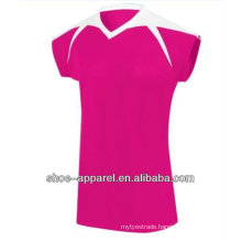 High quality cheap tennis t-shirts OEM