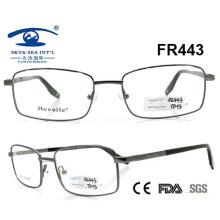 Classical Style Metal Glasses Frame (FR443)