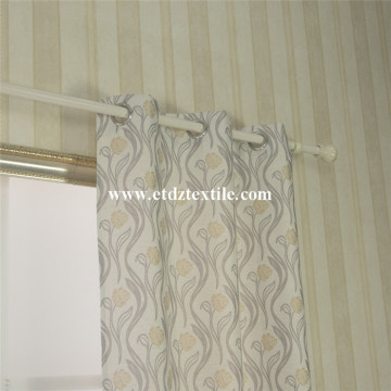 2016 Morden Polyester Soft Texile Window Curtain Fabric