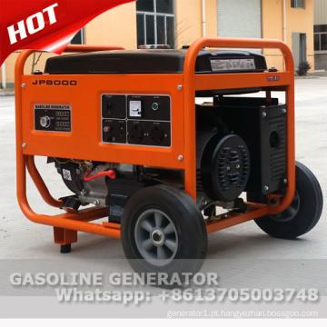 Preço do gerador de gasolina portátil de 5kw com CE e GS