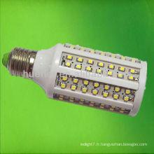 Haute qualité LED 7w lumière de maïs 112smd3528 360degree E27