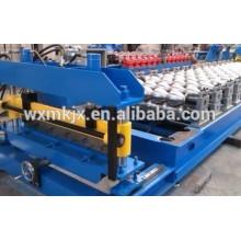 Glasierte Aluminiumblech-Roofing Rolls, die Maschinen-Preise bilden