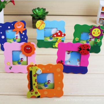 foto de nuevos productos marco de fotos de madera