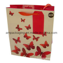 Paper Shopping Bags Packaging with Handle