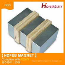 super strong ndfeb magnet large neodymium magnet China wholesale