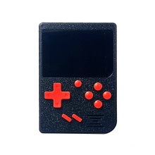 Children Retro Mini Portable Players 3.0 Inch Black 8 Bit Classic Video Game Console Player