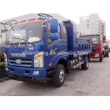 4X2 Drive Medium Truck Tipper Truck 8m3 with Low Price