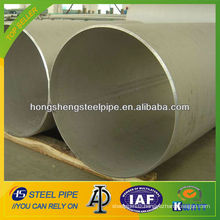 ASTM A312 304 large diameter stainless steel pipe seamless 304