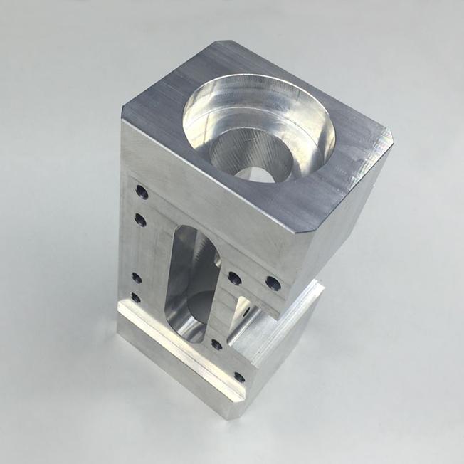 5 axis aluminum machining