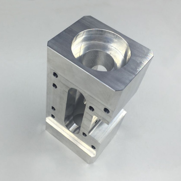 5 Axis Machined Aluminium Parts