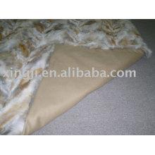 Red fox blanket