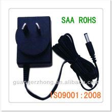 adaptador 8 V, 200 mA