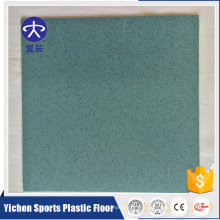 Plastic Flooring Type and Simple Color Surface Treatment pvc bus floor covering