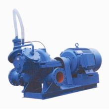 Double Suction Split Casing Pump with Self Suction Equipment