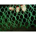 Low Price PVC Hexagonal Wire Mesh