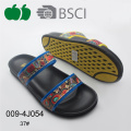Fashion Soft Comfortable Flat Latest Ladies Slipper