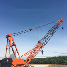 Efficient And Stable Lattice Boom Crane
